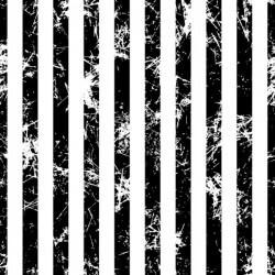 Vinilo rayas en blanco y negro