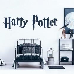 Vinilo logo Harry Potter
