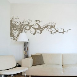 Vinilo decorativo ornamental 5