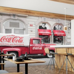 Fotomural CocaCola