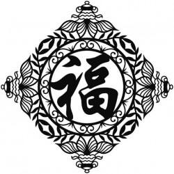 Vinilo mandala China