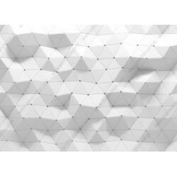 Vinilo triángulos 3d