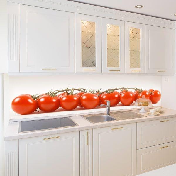 Fotomural tomates