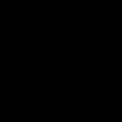 Pegatina mandala telaraña