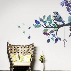Adhesivo de pared rama vintage