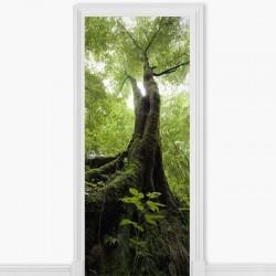 Vinilo para puertas árbol...