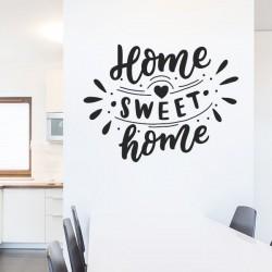 Vinilo hogar dulce hogar