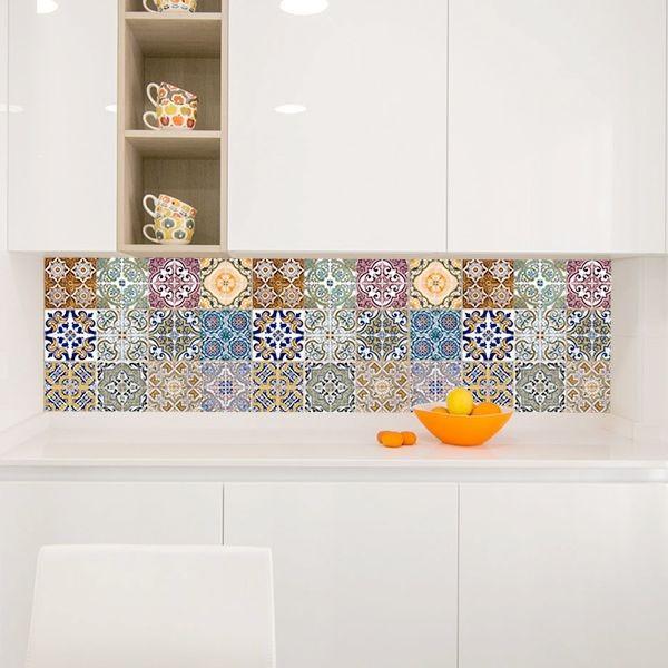 Pegatinas azulejos italianos