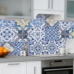Pegatinas azulejos de Portugal