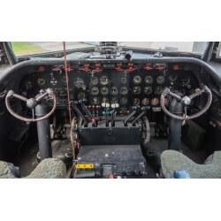 Fotomural cabina del avión