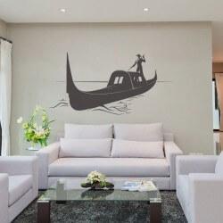Vinilo adhesivo barca