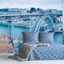 Fotomural puente D. Luís, Oporto