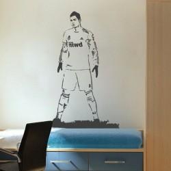Adhesivo Cristiano Ronaldo 1