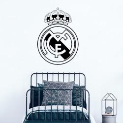 Vinilo escudo del Real Madrid
