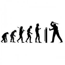 Vinilo evolución vigilante