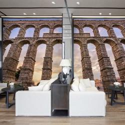Fotomural acueducto de Segovia