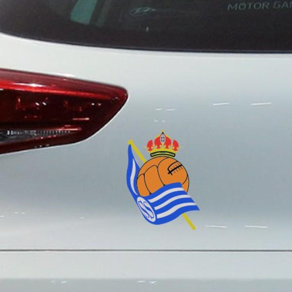 Pegatina para coche Real Sociedad