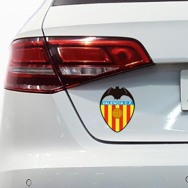 Pegatina para coche Valencia cf