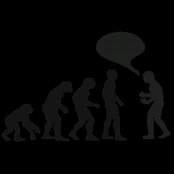 Vinilo de siluetas evolución 2