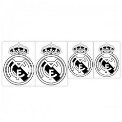 Pegatina escudo Real Madrid
