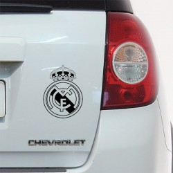 Pegatina escudo Real Madrid
