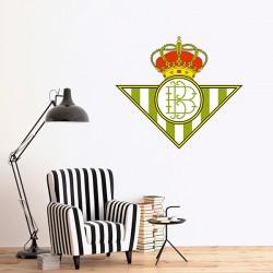 Vinilo escudo del Real Betis