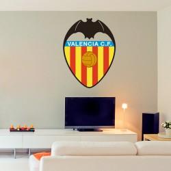 Vinilo escudo del Valencia cf
