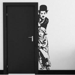 Vinilo de Charles Chaplin 1