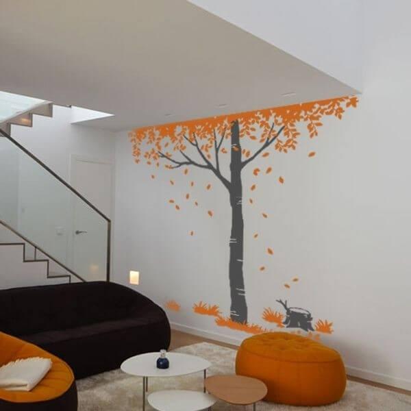 Vinilo árbol 9