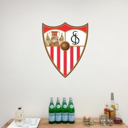 Vinilo de pared Sevilla FC