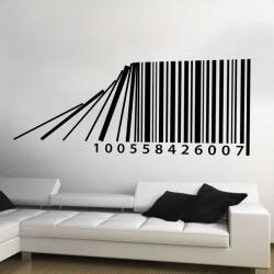 Vinilo código de barras
