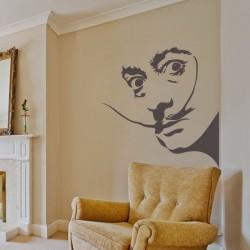 Vinilo Salvador Dalí