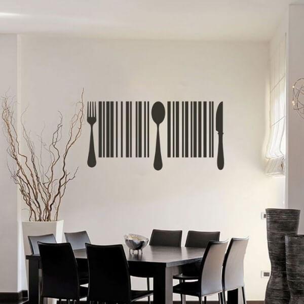 C digo de barras 2 vinilos decorativos fotomurales y textos en vinilo - Fotomurales cocina ...