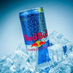 Vinilo de cocina Red Bull