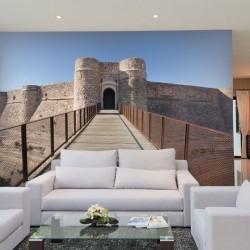 Mural de pared Monte Aragon