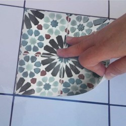 Vinilo azulejos marroquíes
