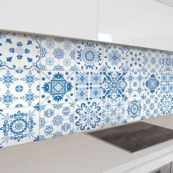 Vinilo azulejos hidráulicos