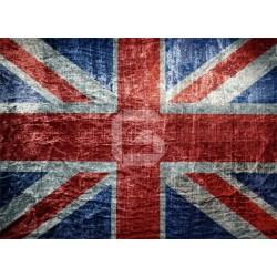 Vinilo para cómoda bandera Reino Unido