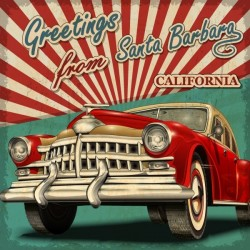 Adhesivo muebles coche California