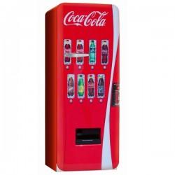 Vinilo máquina Coca Cola