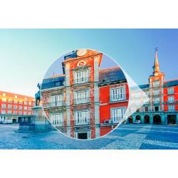 Fotomural plaza Mayor