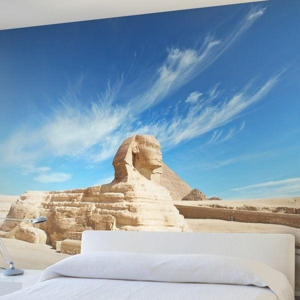 Mural La Gran Esfinge 1