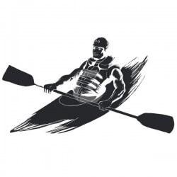 Vinilo de deportes kayakink