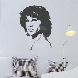 Vinilo de pared Jim Morrison