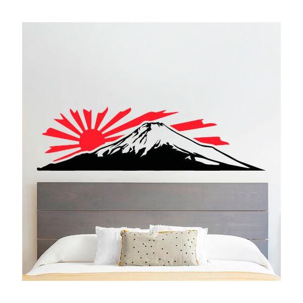 Vinilo monte Fuji