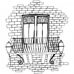 Vinilo balcón pequeño