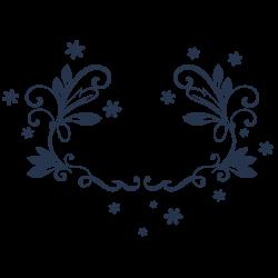 Adhesivo floral infantil 3