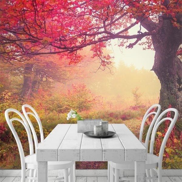 Fotomural colores de primavera