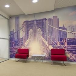 Fotomural del puente Brooklyn