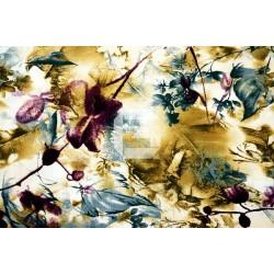 Vinilo para mesillas renacimiento floral